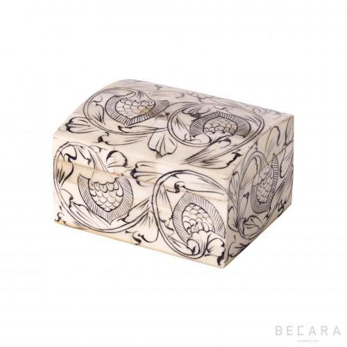 Caja forma cofre - BECARA