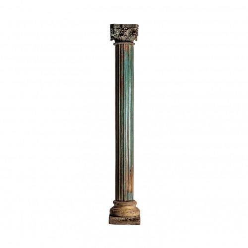 Atenea blue column