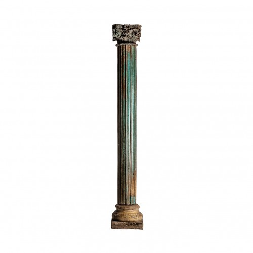 Columna Atenea azul - BECARA
