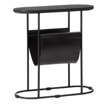 Dylan side table/magazine rack