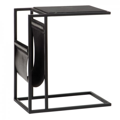 Freddy side table/magazine rack