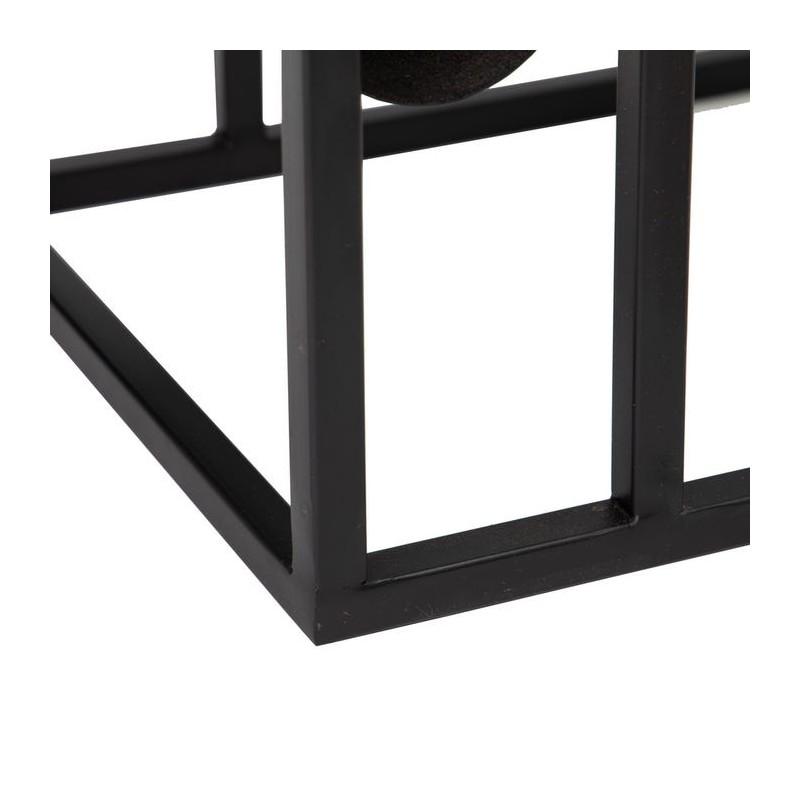 Freddy side table/magazine rack