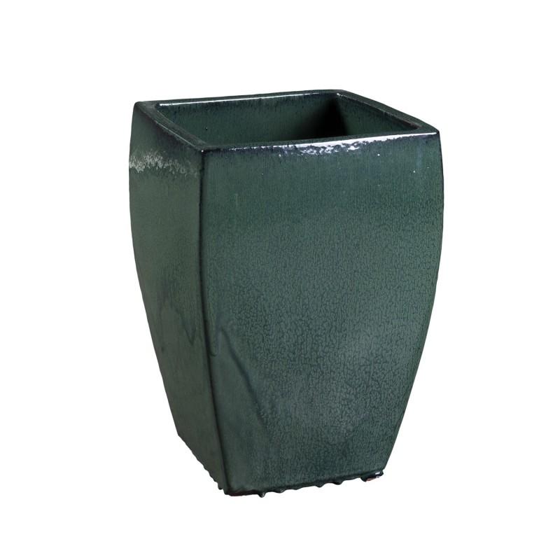Medium green Forest flowerpot