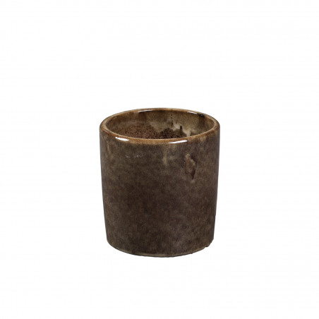 Ø20cm Tiger Skin flowerpot