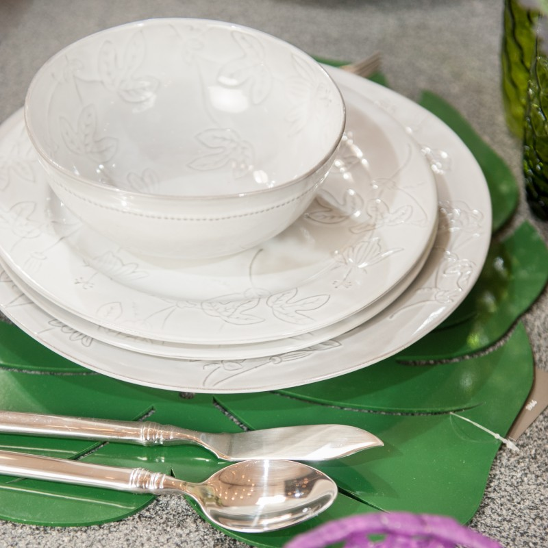 Versalles dessert plate