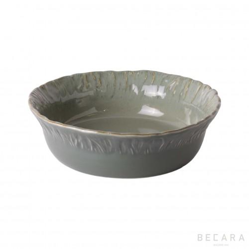 Green salad bowl