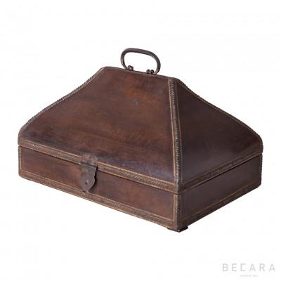 Caja marrón grande - BECARA