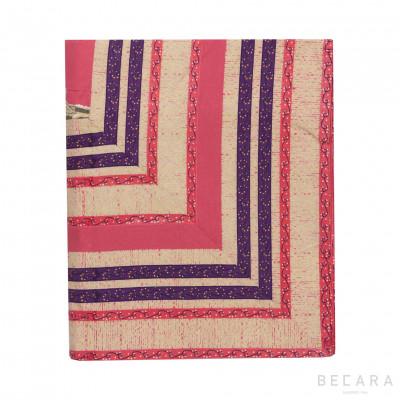 Coral Bird tablecloth