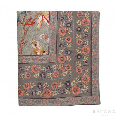 Small Kerala tablecloth