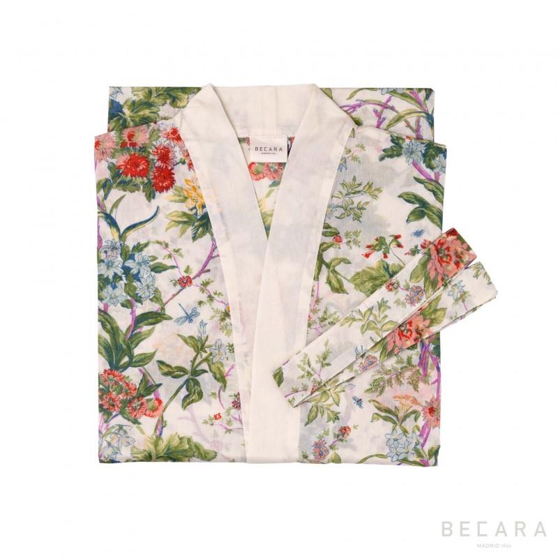 Sardinia Country kimono/housecoat