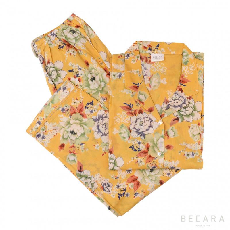 Pijama Mango Magnolia - BECARA