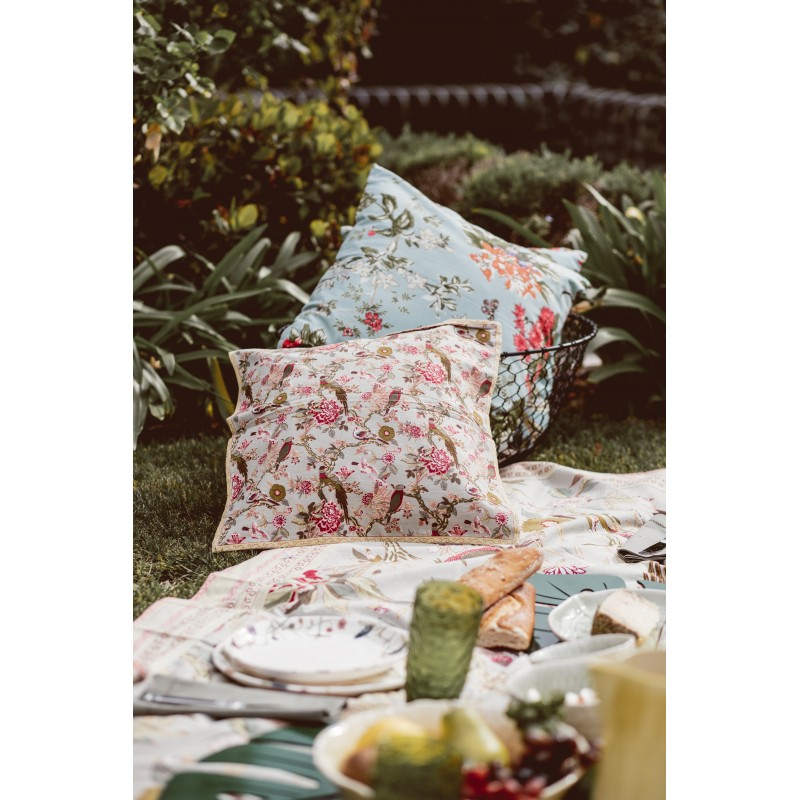 Bird Sauge cushion cover