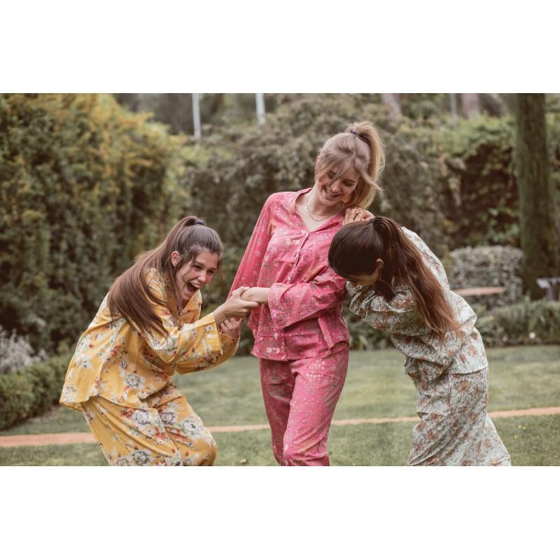 Garden Red pijama