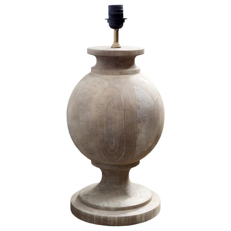 Big sphere table lamp