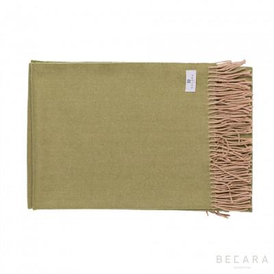Khaki blanket