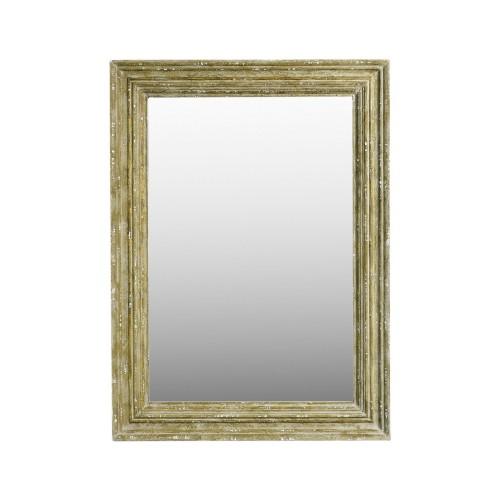 Espejo madera crema 95x130cm