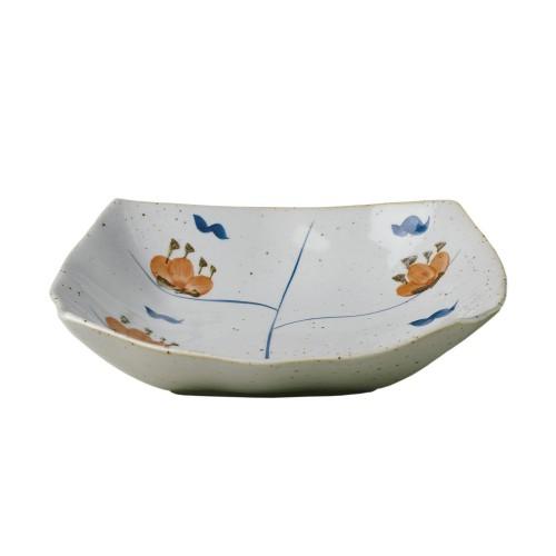 Imari soup plate