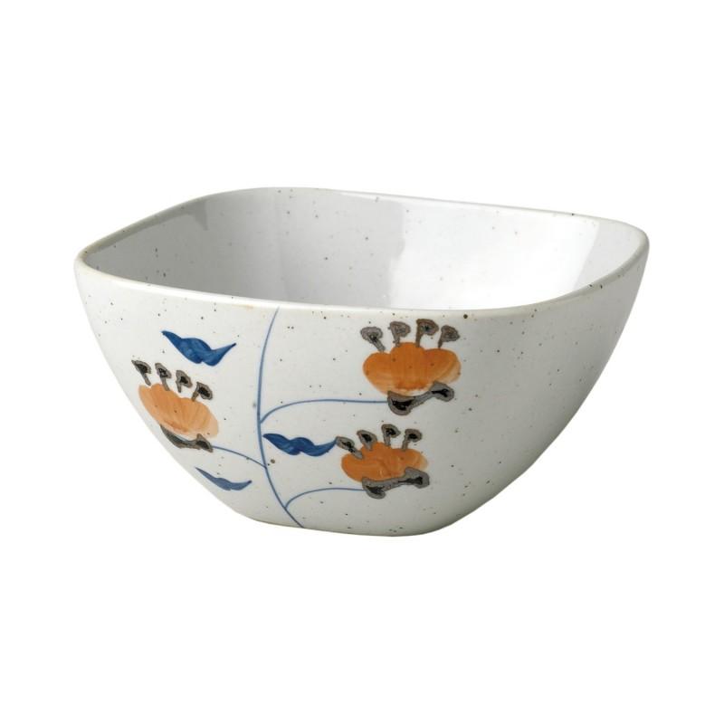 Bowl cuadrado Imari - BECARA