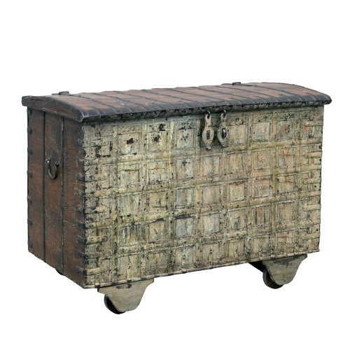 Unique Antique trunk