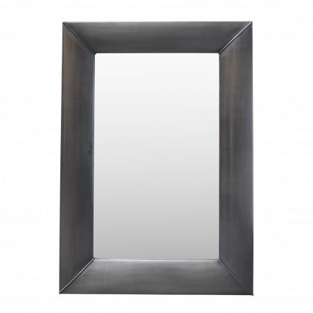 Espejo de metal 84x121cm