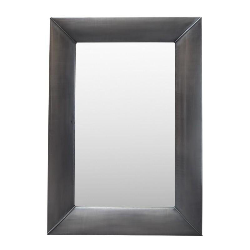Espejo de metal 84x121cm - BECARA