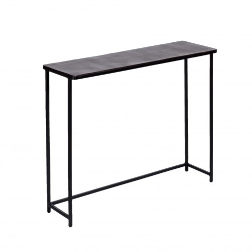 Medium copper finish Club console