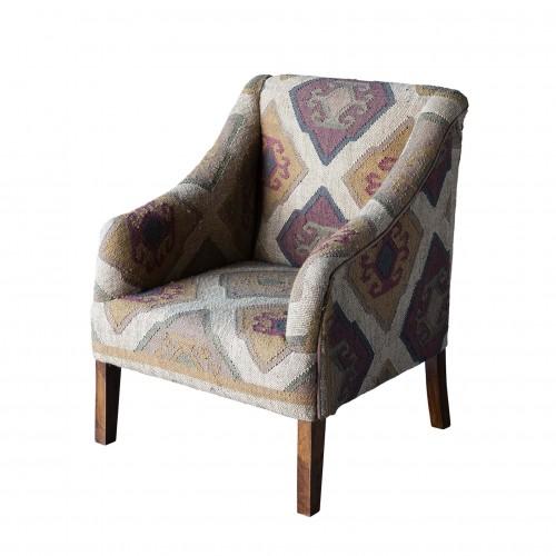 Big Kilim armchair