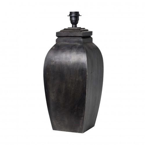 Lámpara de mesa tibor oscuro - BECARA