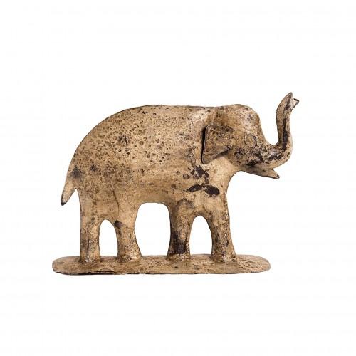 Elefante de hierro