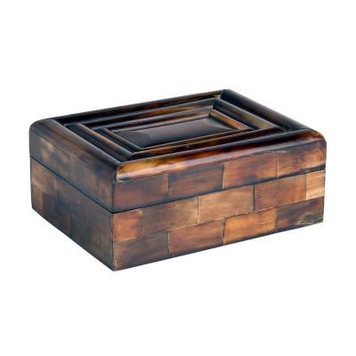RECTANGULOS CAP OSCURA HORN BOX