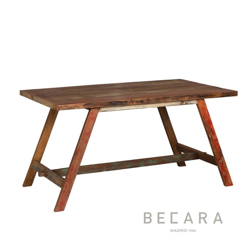 Mesa de comedor Normandía pequeña - Mesas de comedor en BECARA