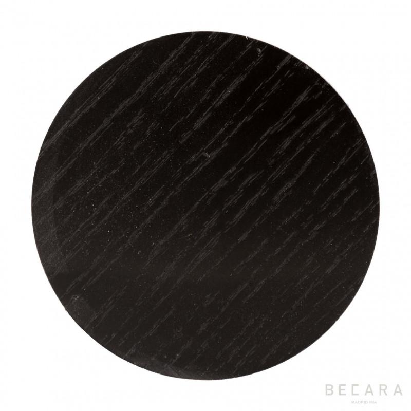 BLACK LOMBOK SET 4 COASTER