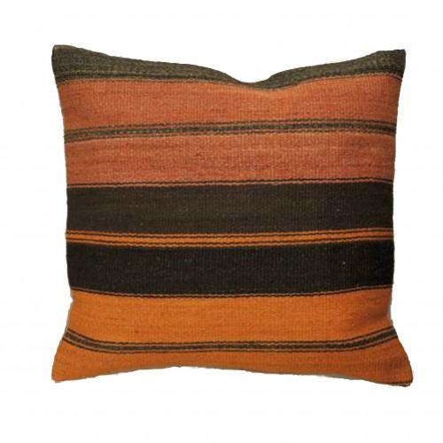 40x40cm stripes calagan kilim cushion