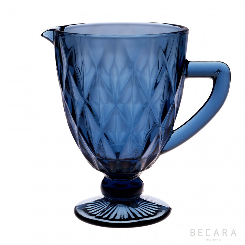 LOUVRE BLUE JAR