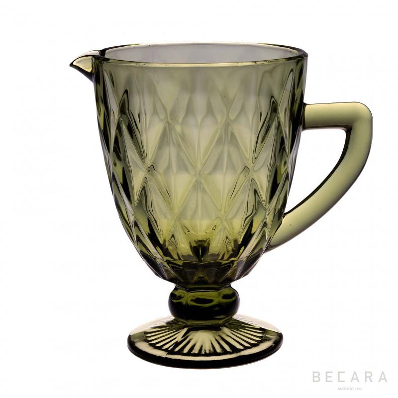 LOUVRE GREEN JAR