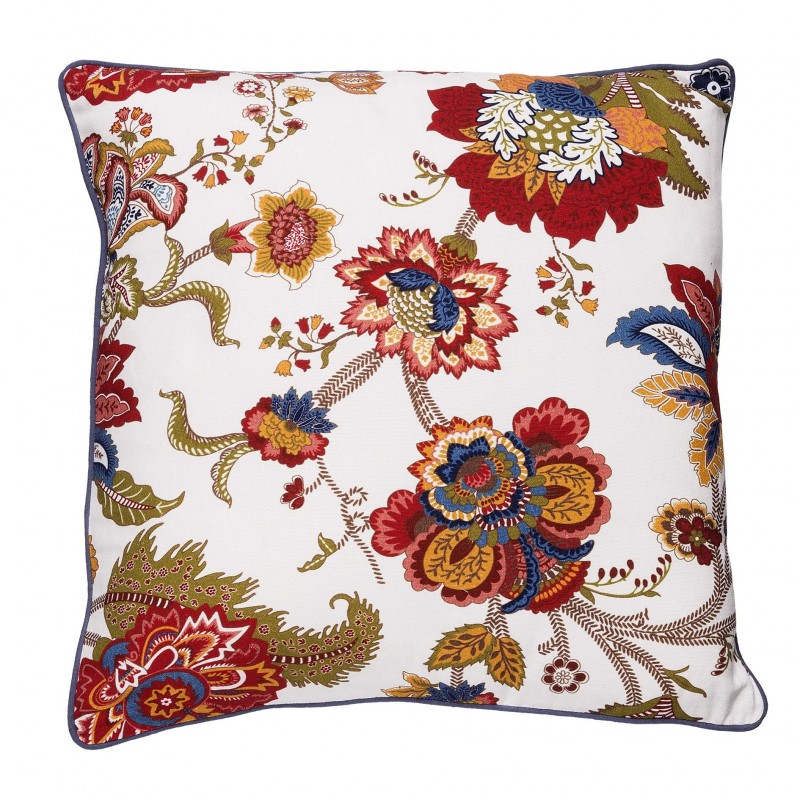 50x50cm floral cushion