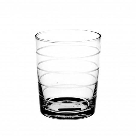 Spiral short glass