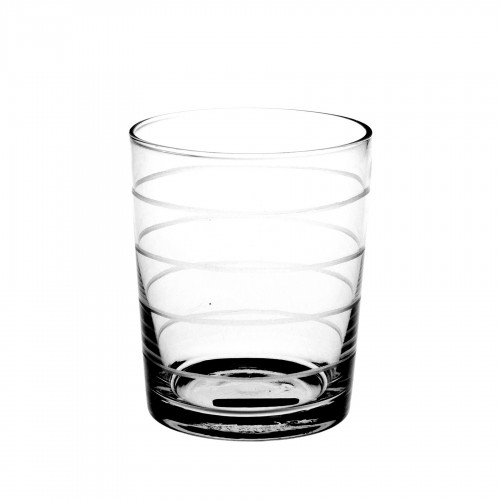 Spiral short glass