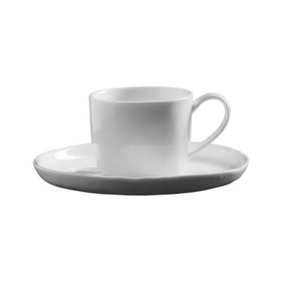 TAZA CAFE C/ PLATO LUNA 13,50 CM