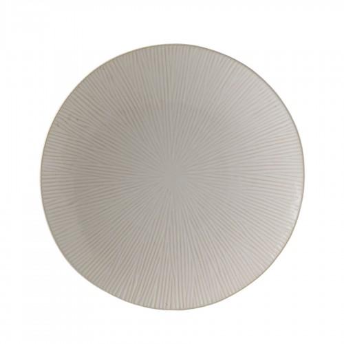 Fuente redonda Spin crudo