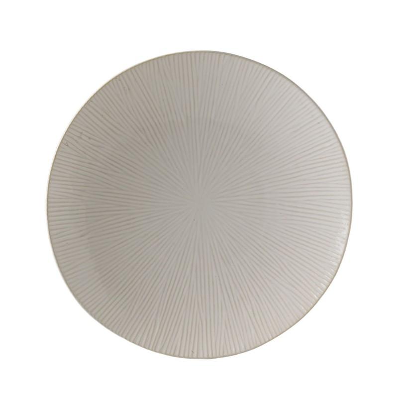 Fuente redonda Spin crudo - BECARA