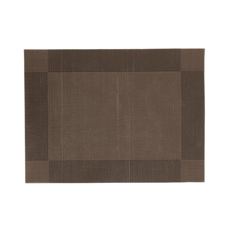 Mantel individual marrón - BECARA