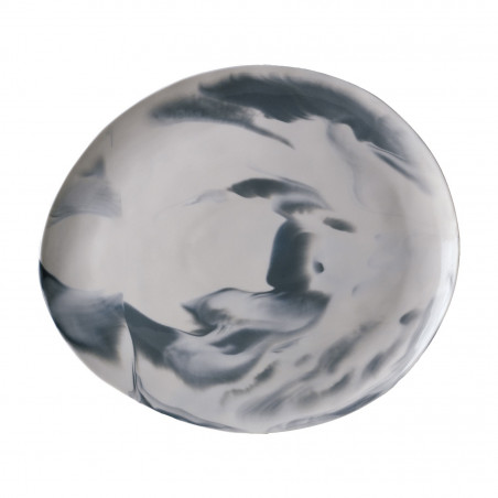 Big oval Waters platter