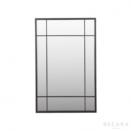 90x140cm mirror with small squares