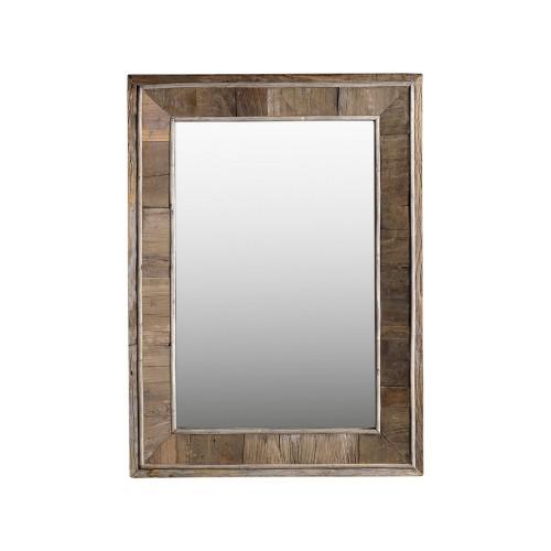 Espejo madera vieja 73x100cm