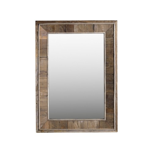 73x100cm old wooden mirror