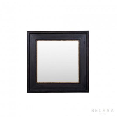 ESPEJO BLACK TIE 100 X 100 CM