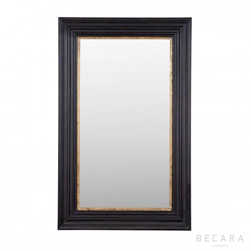130x70cm Black Tie mirror