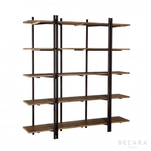 Capetown shelves