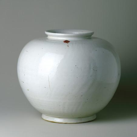 Contenedor de licor de porcelana grande